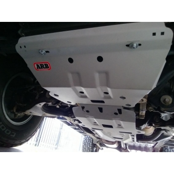 ARB Toyota Fortuner Skid Plate (PETO) Protector Inferior